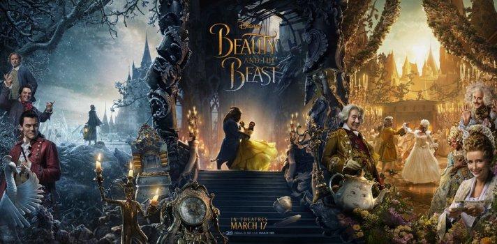 Beauty-Beast-2017-Movie-Posters